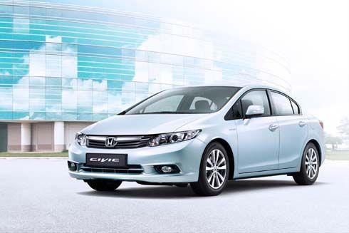 เผยสเปค All-New Honda Civic เวอร์ชั่นเอเชียปี 2012 พร้อมรูปอย่างเป็นทางการกว่า 50 ภาพ