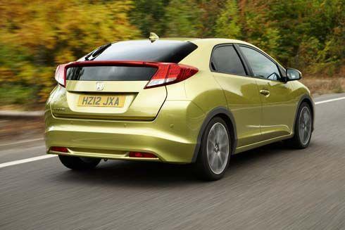 Honda ย้ายฐานการพัฒนา Civic เจนเนอเรชั่นใหม่ไปที่สหรัฐอเมริกา