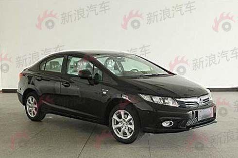 เปิดภาพ All-New Honda Civic รุ่นปี 2012 เวอร์ชั่นเอเชีย โฉมแบบนี้ที่จะมาไทย?!