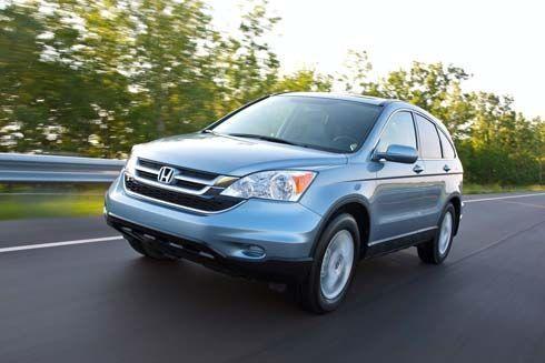 All-New Honda CR-V ปี 2012 โผล่ฤดูใบไม้ร่วง ไทยลุ้นต้นไตรมาสสองปีหน้า?!