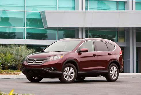 เปิดตัว All-New Honda CR-V compact SUV รุ่นปี 2012 ในงาน 2011 LA Auto Show