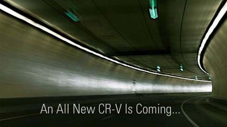 เจอกันแน่นอน! Honda พร้อมเปิดตัว CR-V รุ่นปี 2012 โมเดลเชนจ์ อีกไม่นานเกินรอ