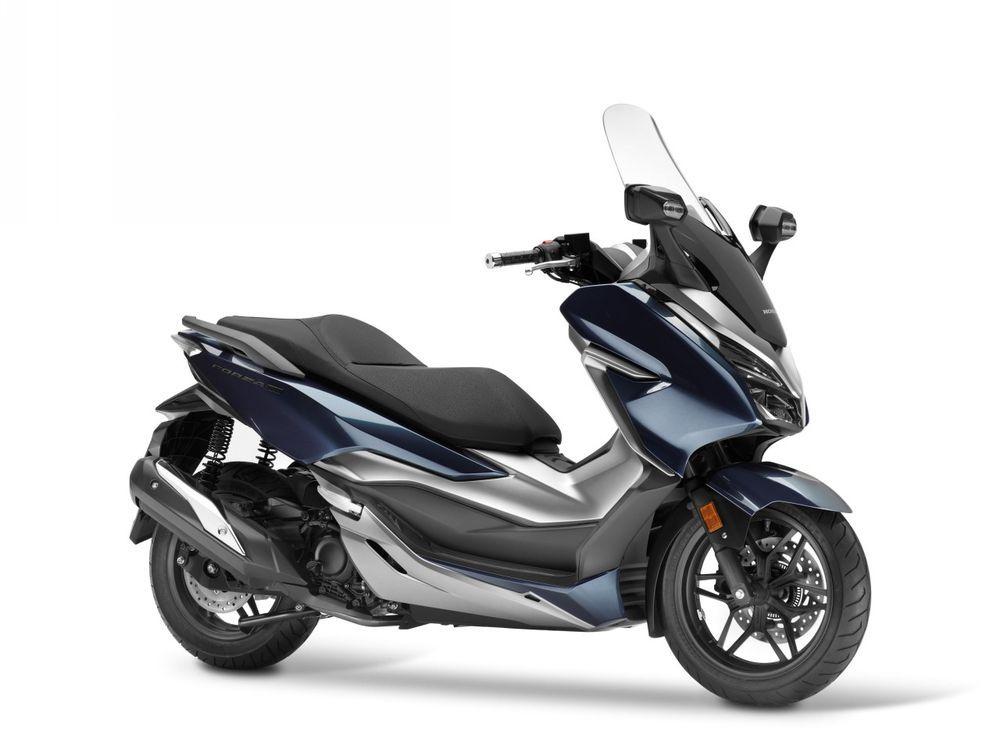 เปิดตัวอย่างเป็นทางการ All-New Honda Forza 300 ออพชั่นแน่น แถมหล่อขึ้นกว่าเก่า