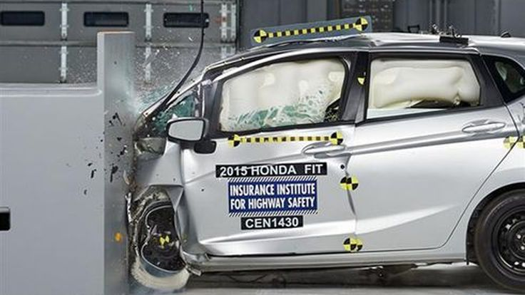 All-New Honda Jazz กู้ชื่อคว้าเรตติ้งปลอดภัยสูงสุดทดสอบการชน