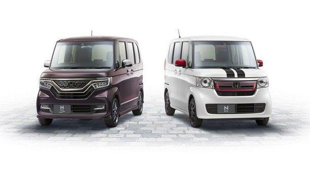 Honda เปิดตัว All-New N-Box น้องเล็กสุดน่ารัก ตั้งเป้า 1.5 หมื่นคัน ในประเทศญี่ปุ่น