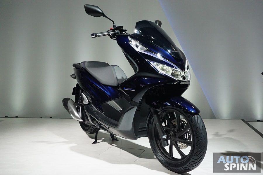เตรียมพบ All New Honda PCX150 พรีเมี่ยมสกู๊ตเตอร์โฉมใหม่ 13 ธันวาคมนี้