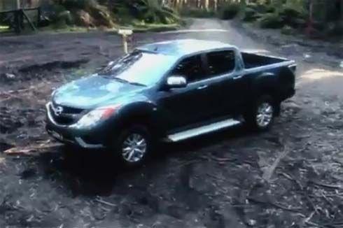 เปิดคลิปทีเซอร์ All-New Mazda BT-50 โฉมใหม่ ปี 2012 ก่อนบุกโลกปลายปีนี้