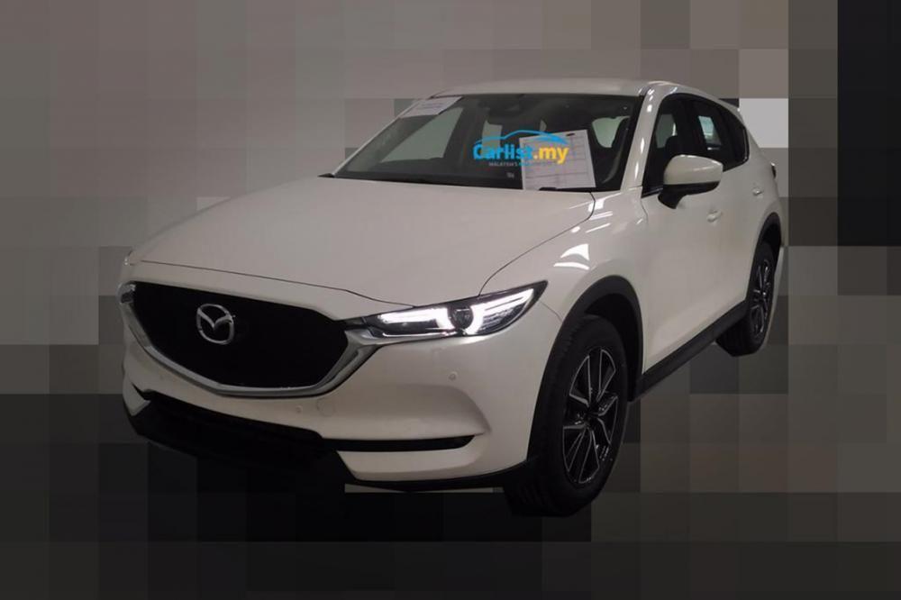 พาชม All-New Mazda CX-5 สเปกมาเลเซีย ก่อนเปิดตัวในไทย