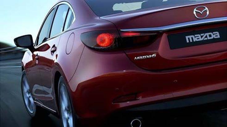 เผยโฉม Mazda6 2014 เจนเนอเรชั่นใหม่ ก่อนโชว์ตัวที่มอสโคว์เดือนหน้า