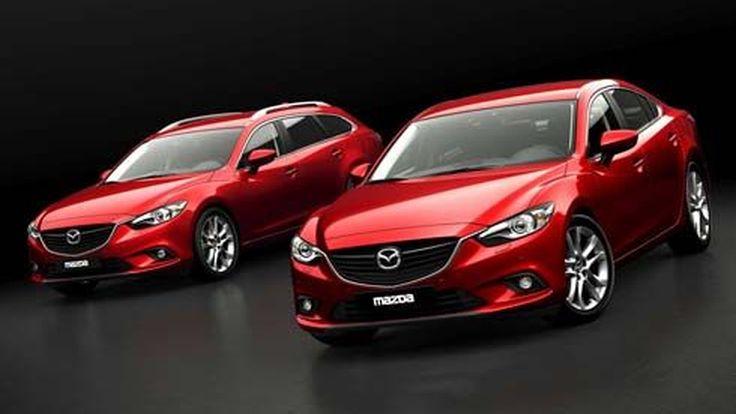 ชมภาพชุดใหม่ All-New Mazda6 Station Wagon 2014 ก่อนอวดโฉมที่ปารีส
