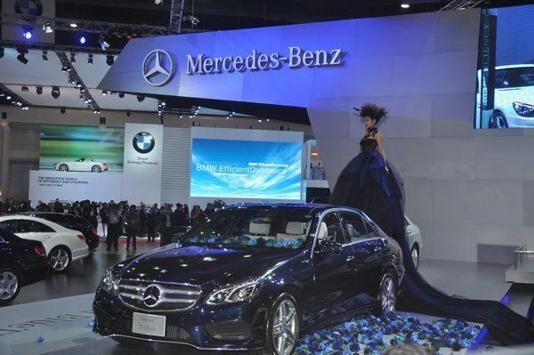 Mercedes-Benz เปิดตัว The new E-Class 2014 ครั้งแรกในอาเซียน