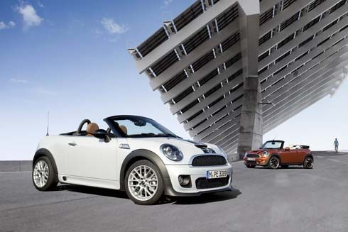 เผยโฉม All-New MINI Roadster ปี 2012 รุ่น production พร้อมรูปภาพกว่า 250 ภาพ