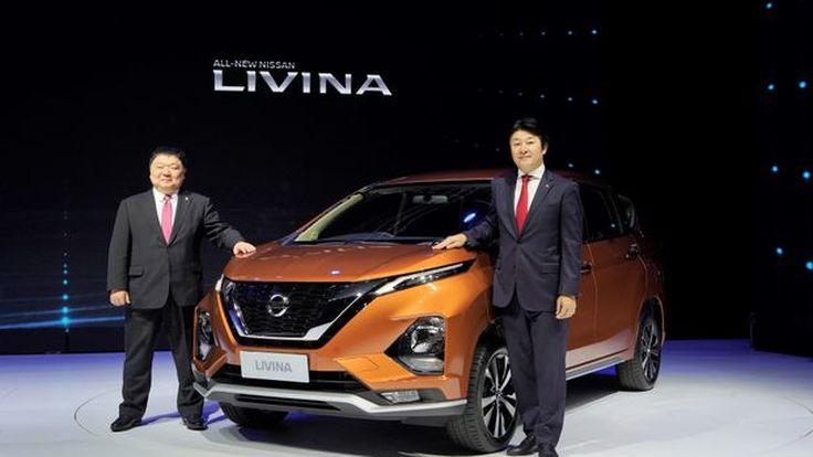 All NEW Nissan Livina เปิดตัวแล้วที่อินโดนีเซีย ทายาท ฝาแฝด  Xpander