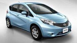 เผยโฉม Nissan Note 2013 รถแฮทช์แบ็กดีไซน์เฉียบ ทำตลาดญี่ปุ่นและยุโรป