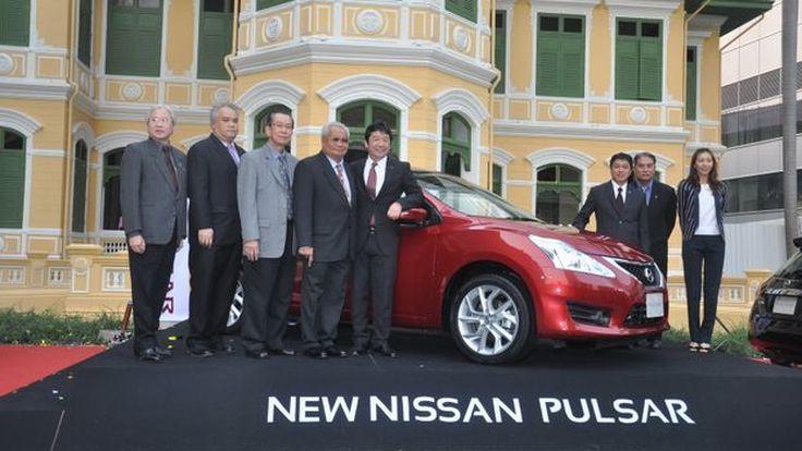 Nissan Pulsar ใหม่ รุกตลาด Hatchback Premium เพื่อทุกการขับขี่ในเมืองที่คล่องตัว