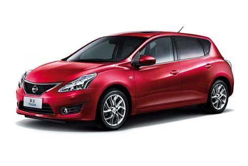 เปิดตัว All-New Nissan Tiida เวอร์ชั่นจีน ที่เซี่ยงไฮ้ ก่อนขายทั่วโลกในอีก 130 ประเทศ