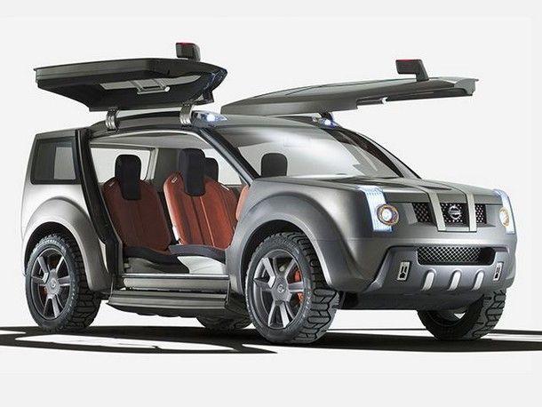 Nissan เตรียมปลุกตลาด SUV อีกครั้งกับ All-New Xterra Concept ที่จะเปิดตัวในเดือน กันยายน นี้