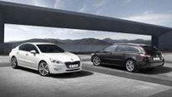 All-New Peugeot 508 Sedan และ Station Wagon ขอลุยตลาดบน กับภาพอย่างเป็นทางการ