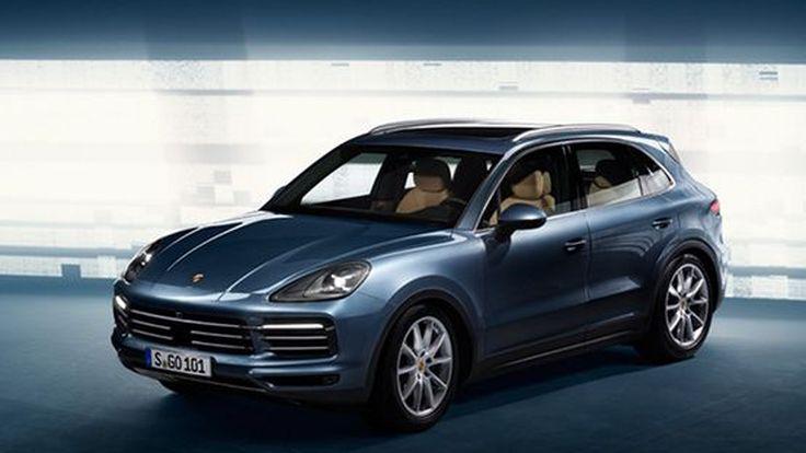 แย้มภาพหลุด All-New Porsche Cayenne ก่อนเปิดตัวสัปดาห์หน้า