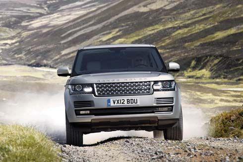 เผยข้อมูล All-New Range Rover ปี 2013 เจนเนอเรชั่นที่ 4 อย่างเป็นทางการ