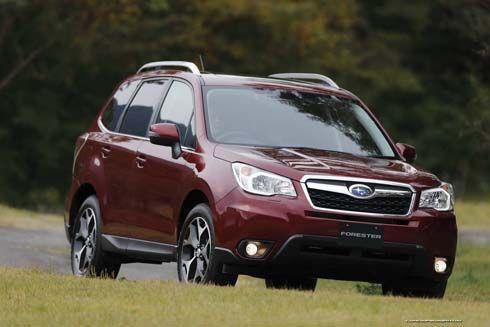 ภาพหลุดเต็มคัน Subaru Forester 2014 เจนฯใหม่ มาพร้อมรูปลักษณ์โมเดิร์นกว่าเดิม
