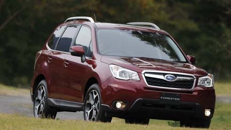 All-New Subaru Forester 2014 ในภาพชุดใหญ่ พร้อมเผยห้องโดยสารภายใน