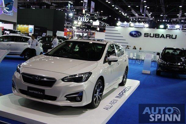 [BIMS2017] พาชม The New Subaru Impreza ตัวเด็ดจากค่ายดาวลูกไก่รุ่นใหม่ แบบรอบคัน !!