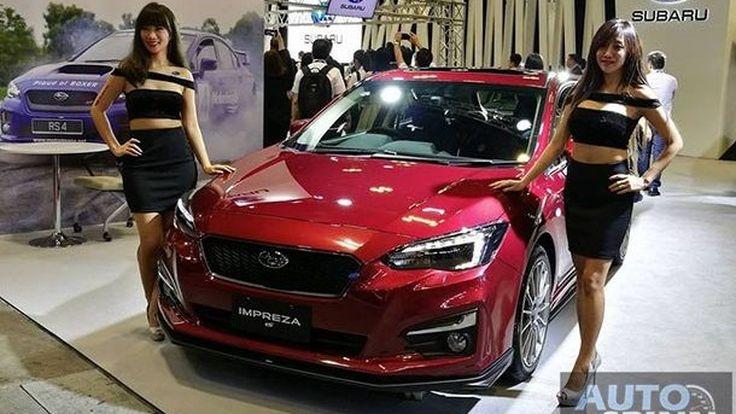 เผยโฉม All-New Subaru Impreza ชูจุดเปลี่ยนที่แพลทฟอร์มใหม่เอี่ยม