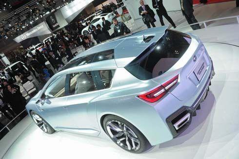 ลือหึ่ง All-New Subaru WRX จะถูกพัฒนาจาก Advanced Tourer Concept?