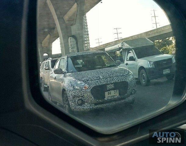 เจอกันเร็วๆ นี้แน่นอน !! New Suzuki Swift หลังจากเดินหน้าลุยวิ่งทดสอบบนถนนจริง