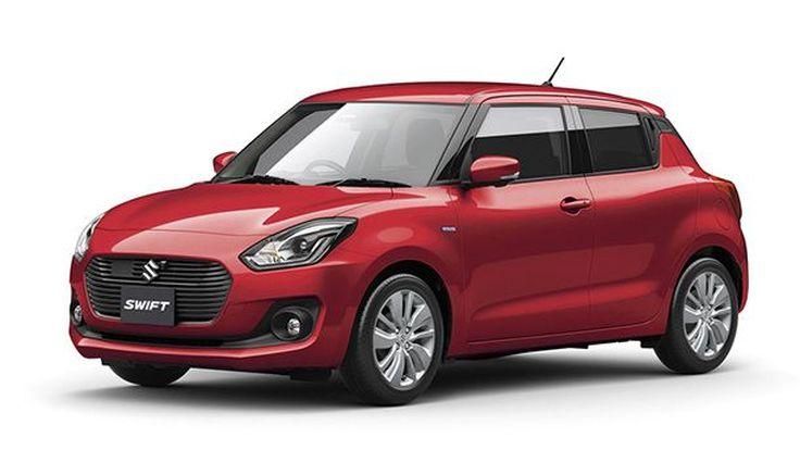 คันเต็มมาแล้ว All-New Suzuki Swift ทรงเดิมแต่ทันสมัยยิ่งขึ้น