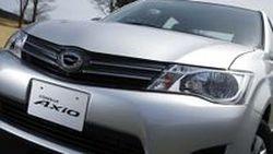 มอง Toyota Altis 2013 (โตโยต้าอัลติส) ผ่านทาง Axio และ Fielder โฉมใหม่
