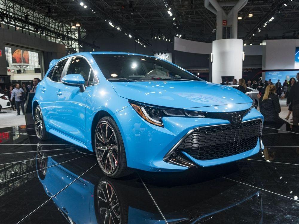 ชมภาพคันจริงๆ All-New Toyota Corolla Hatchback สปอร์ต โฉบเฉี่ยว พร้อมขุมพลังใหม่เทคโนโลยี Dynamic Force 180 แรงม้า