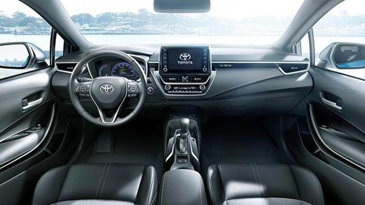 เผยภาพห้องโดยสาร All-New Toyota Corolla เจนเนอเรชั่นใหม่