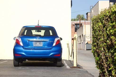 ใหม่ All-New Toyota Yaris โฉมปี 2012 บุกอเมริกาเหนือ ชน Fiesta และ Mazda2
