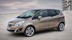 All-New Vauxhall/Opel Meriva พร้อมสารพัดระบบ FLEX เล็งเขย่า Jazz, Venga และ Picasso