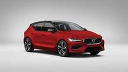 all-new Volvo V40 คันใหม่พร้อมพลังขับเคลื่อนไฟฟ้า