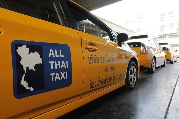 ออลไทยแท็กซี่รุกขยายบริการ กลางปีเพิ่มรถเท่าตัว สนองผู้ใช้