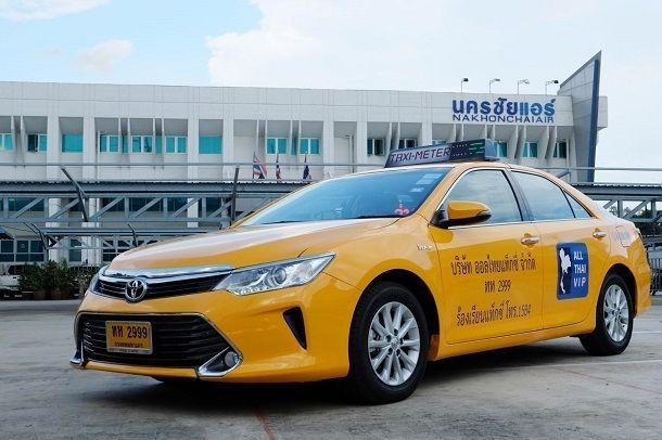 ออลไทยแท็กซี่เดินตามนโยบายรัฐ TAXI-OK และ TAXI VIP