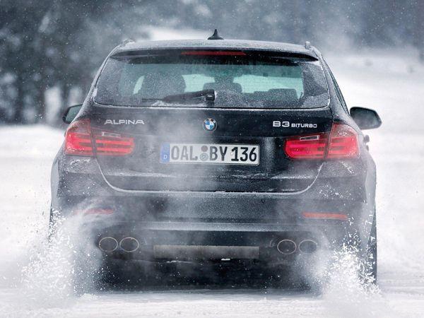 BMW Alpina B3 Bi-Turbo พร้อมสรรพทั้งเวอร์ชั่นซีดานและวากอน ลุยงานเจนีวา มอเตอร์โชว์