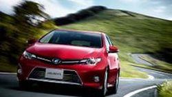 เผยโฉม All-New Toyota Auris และ Auris Hybrid ก่อนเปิดตัวที่ปารีส