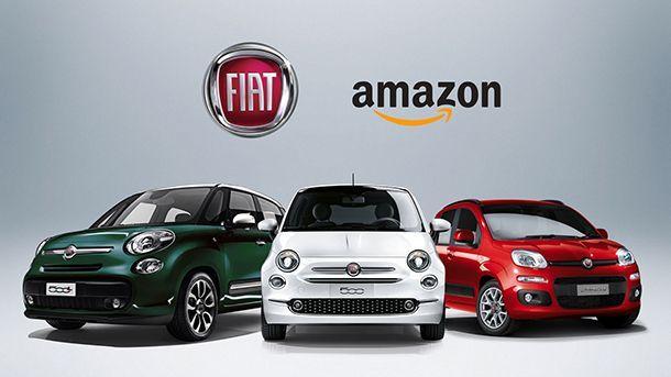 ใกล้เป็นจริง! Amazon เตรียมขายรถทางออนไลน์
