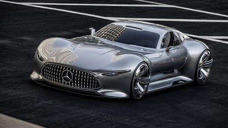 เอาจริง! AMG Vision Gran Turismo เตรียมผลิตเป็นรุ่นโปรดักชั่น