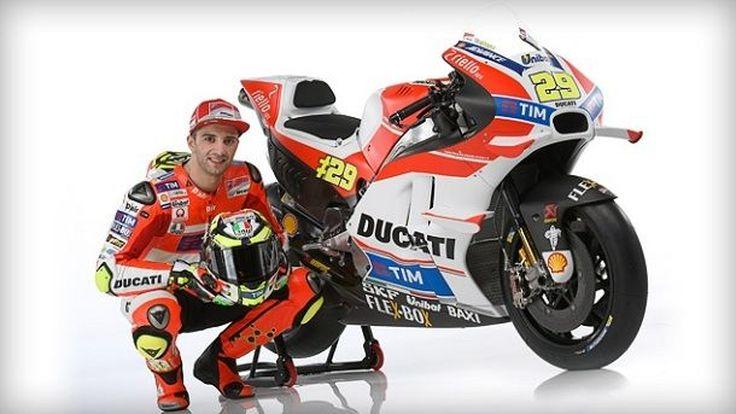 Andrea Iannone ย้ายซบ ECSTAR Suzuki หลัง Ducati เลือกเก็บ Dovi เอาไว้คู่อมยิ้ม