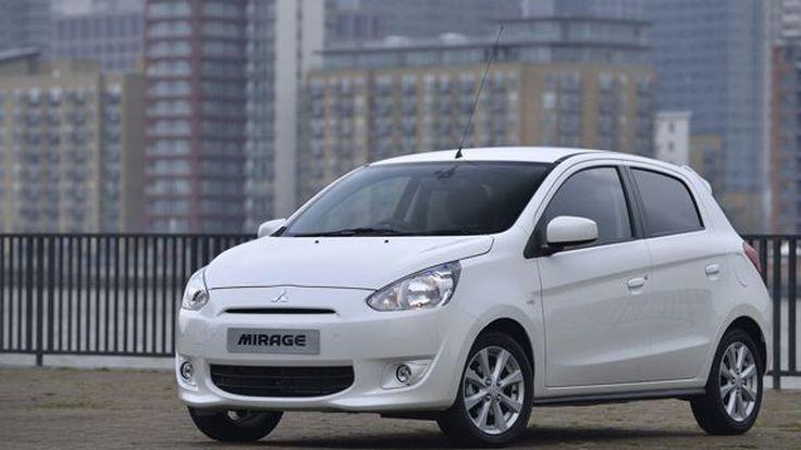 ชม Mitsubishi Mirage สเปกยุโรป จำหน่ายในอังกฤษค่าตัวเริ่มต้น 396,000 บาท