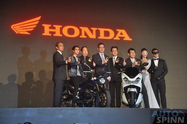AP Honda เปิดตัว All New PCX 150 ใหม่ ไฟ LED ครั้งแรกในรถระดับเดียวกัน พร้อม MSX สีใหม่