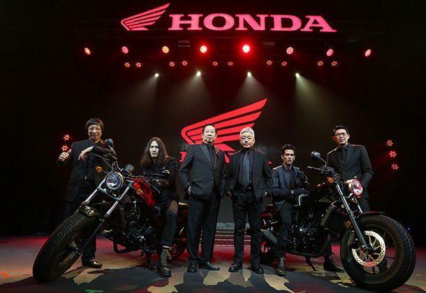 Honda ตั้งเป้ายอดขายมอเตอร์ไซด์ 1.38 ล้านคัน
