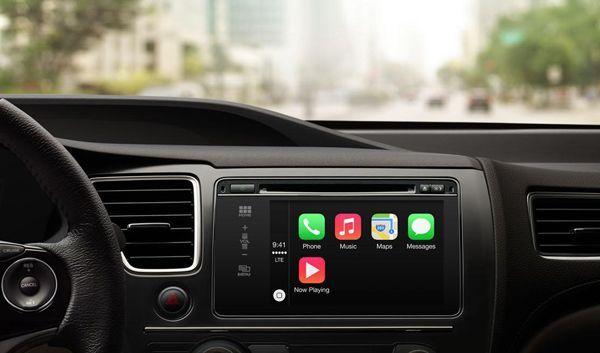 ยักษ์ใหญ่มาแล้ว Apple เปิดตัว CarPlay อีกระดับความสะดวกในการใช้สมาร์ทโฟน