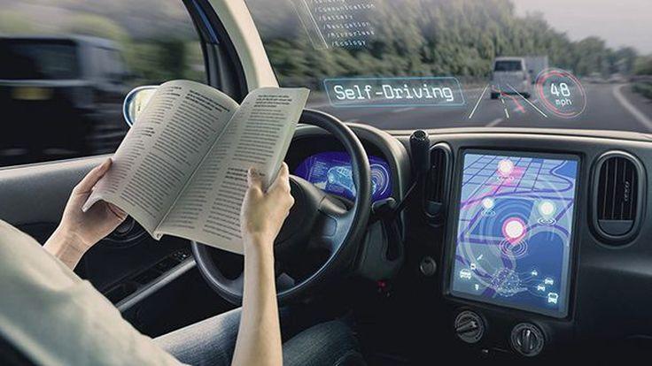Apple จดสิทธิบัตรระบบนำทางสำหรับรถขับขี่อัตโนมัติ