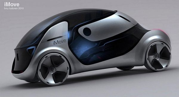 นักวิเคราะห์ชี้รถ Apple iCar ยังไม่เกิดขึ้นในอนาคตอันใกล้